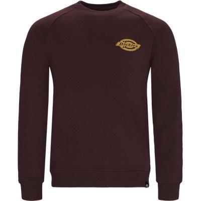 Briggsville Crewneck Sweatshirt Regular | Briggsville Crewneck Sweatshirt | Bordeaux