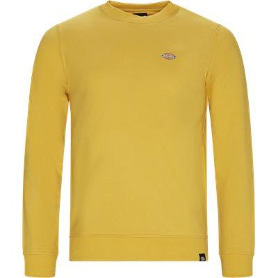 Seabrook Crewneck Sweatshirt Regular | Seabrook Crewneck Sweatshirt | Gul