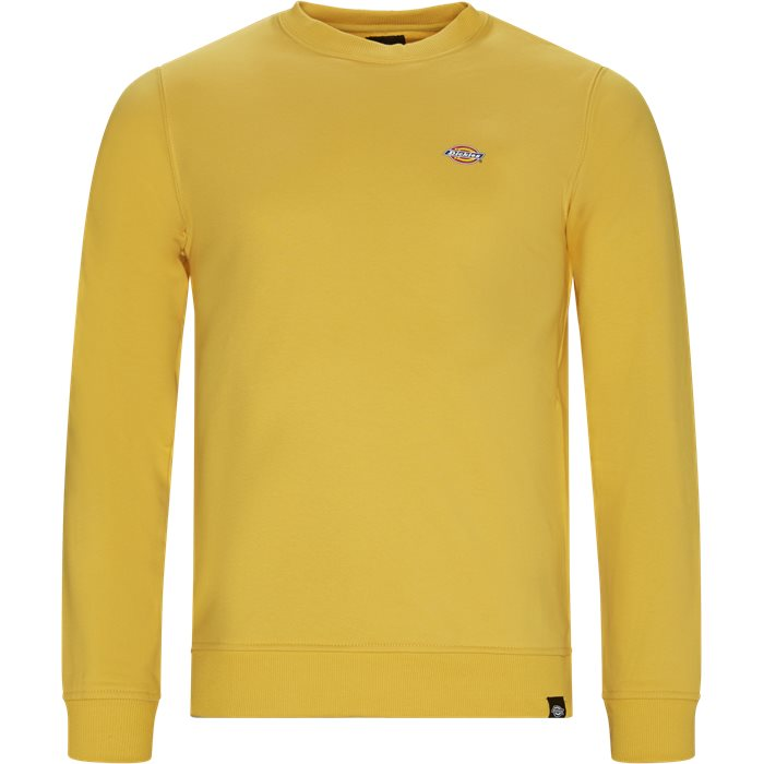 Seabrook Crewneck Sweatshirt - Sweatshirts - Regular - Gul