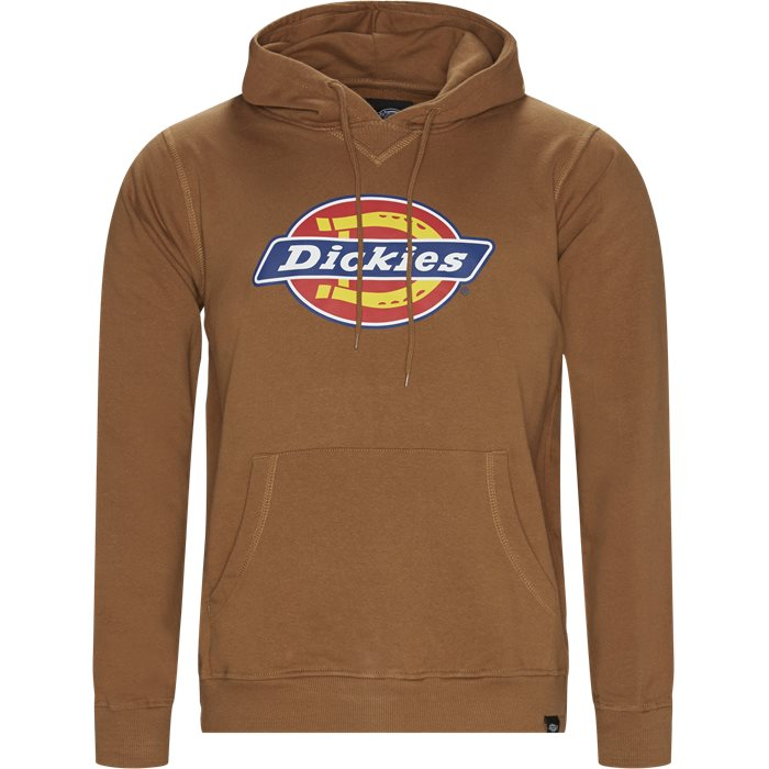 Sweatshirts - Regular - Brown