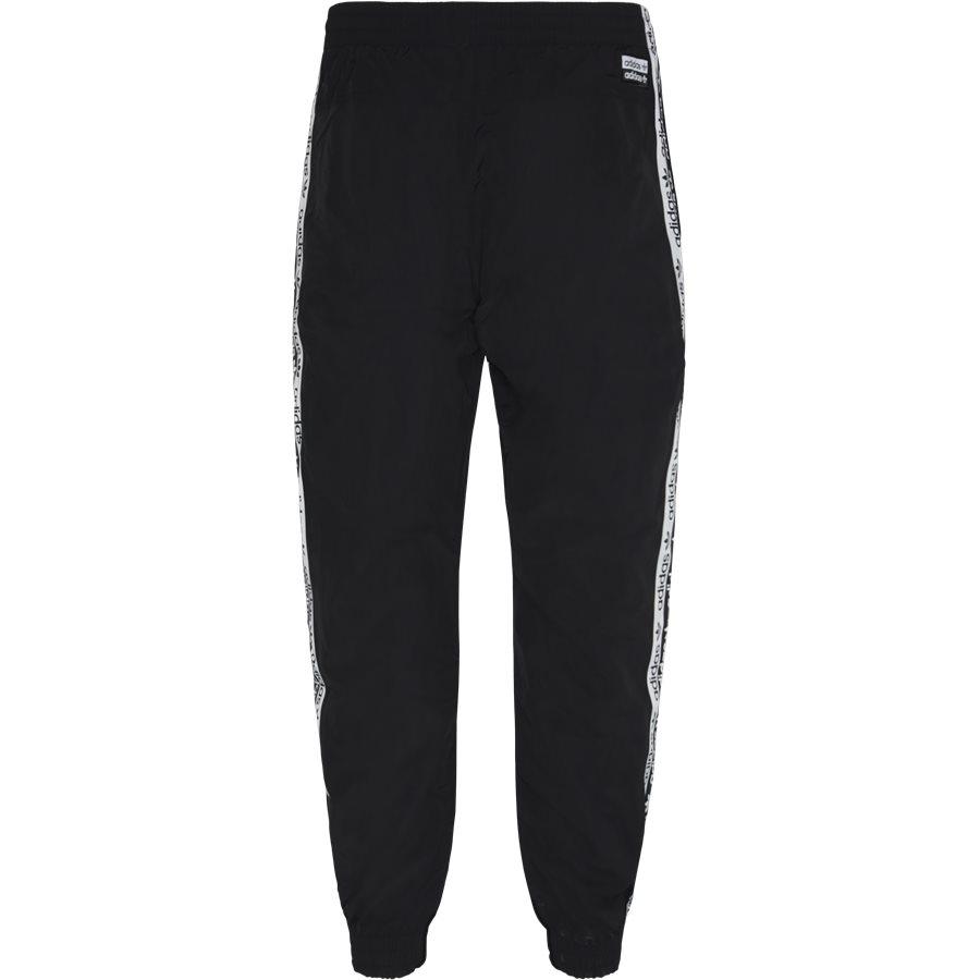FL1762 DRYV PANT - Trousers - Regular - SORT - 2