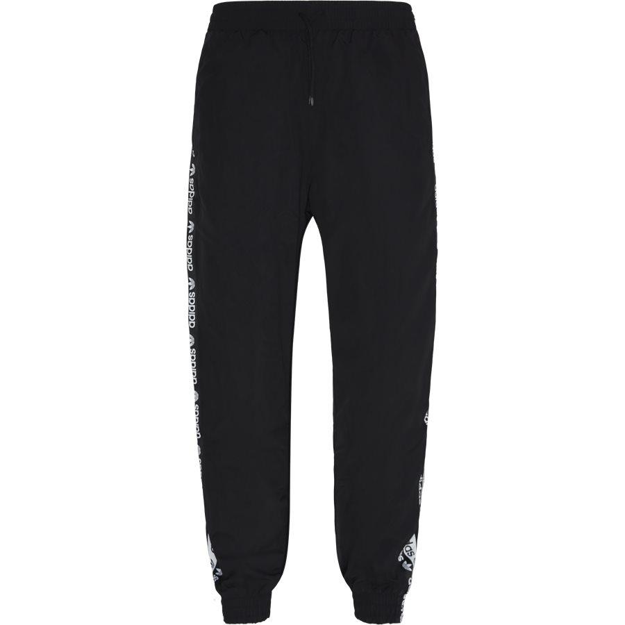 FL1762 DRYV PANT - Trousers - Regular - SORT - 1