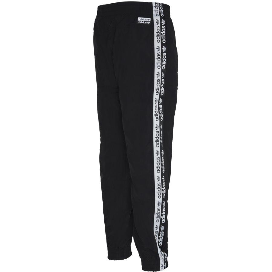 FL1762 DRYV PANT - Trousers - Regular - SORT - 3