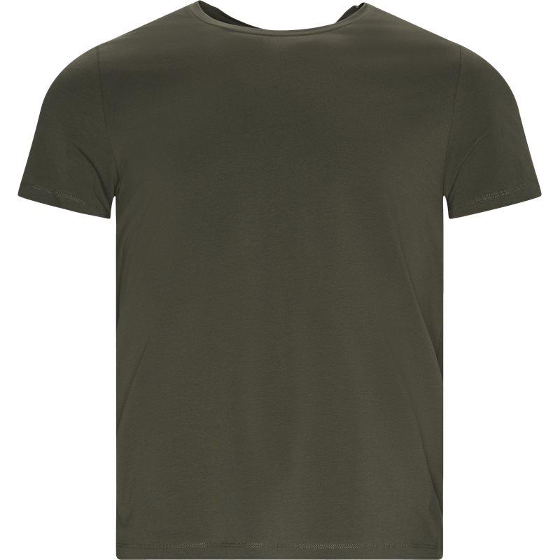 Billede af OSCAR JAKOBSEN Regular fit KYRAN 67893815310 T-shirts Grøn