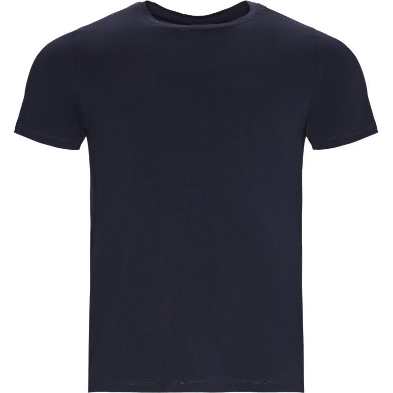Billede af OSCAR JAKOBSEN Regular fit KYRAN 67893815310 T-shirts Navy