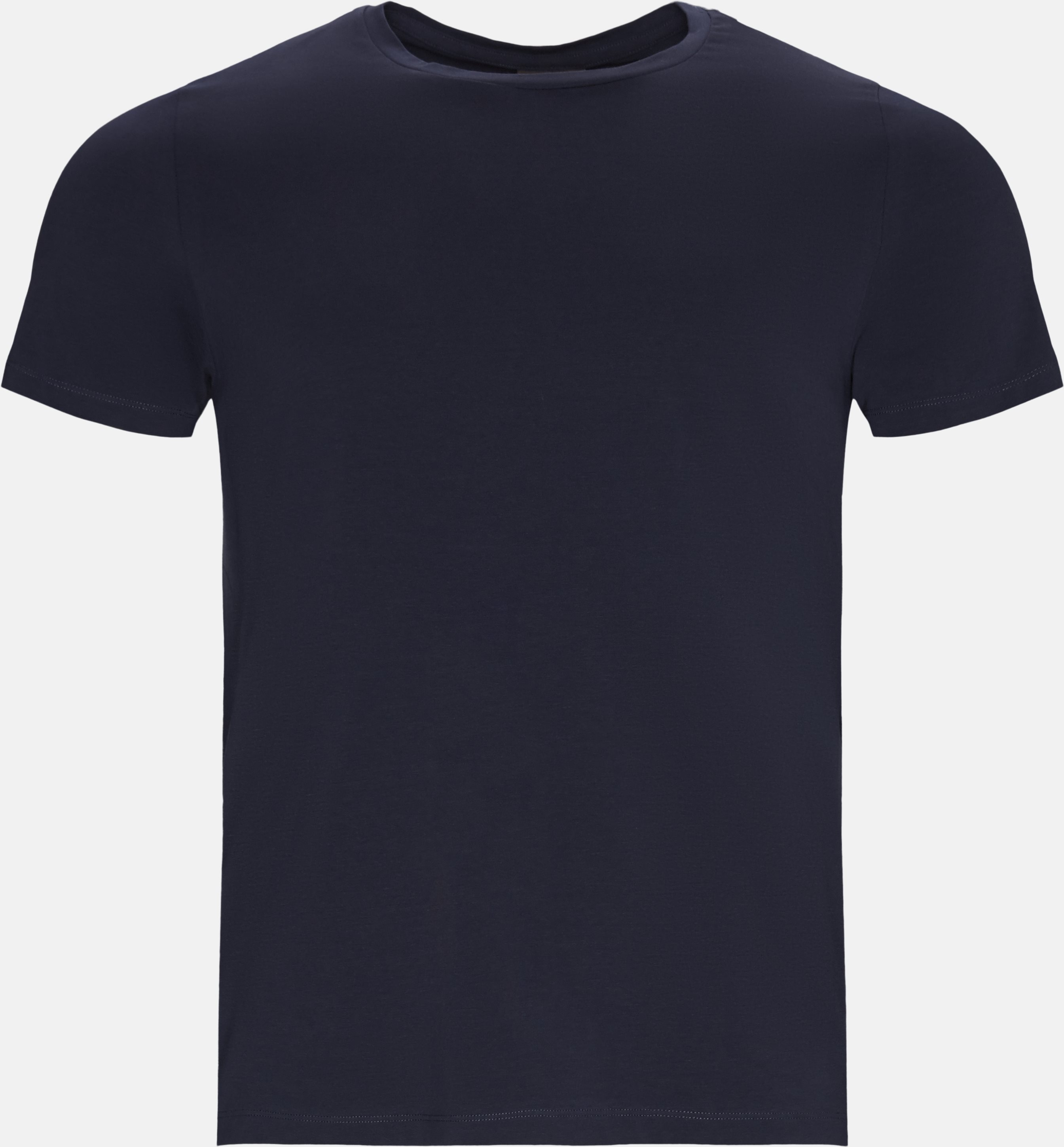 Kyran T-shirt - T-shirts - Regular fit - Blå