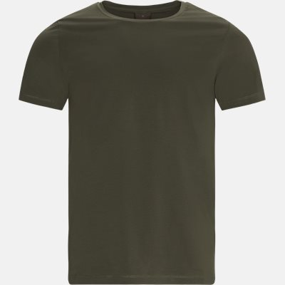 Kyran T-shirt Regular fit | Kyran T-shirt | Army