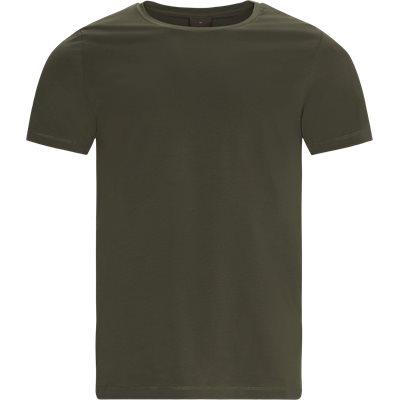 Kyran T-shirt Regular fit | Kyran T-shirt | Army