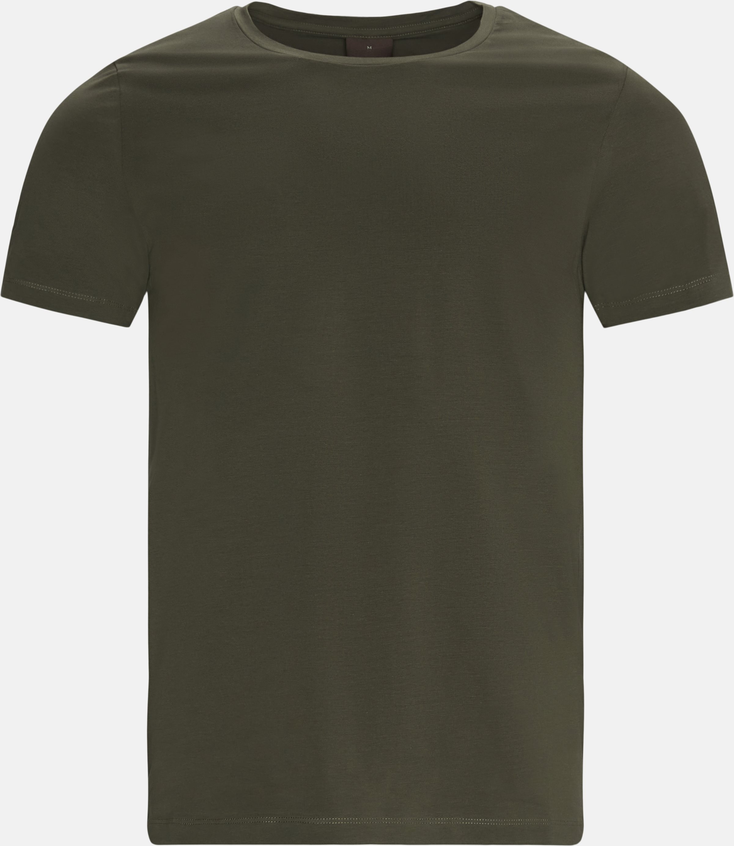 Kyran T-shirt - T-shirts - Regular fit - Army