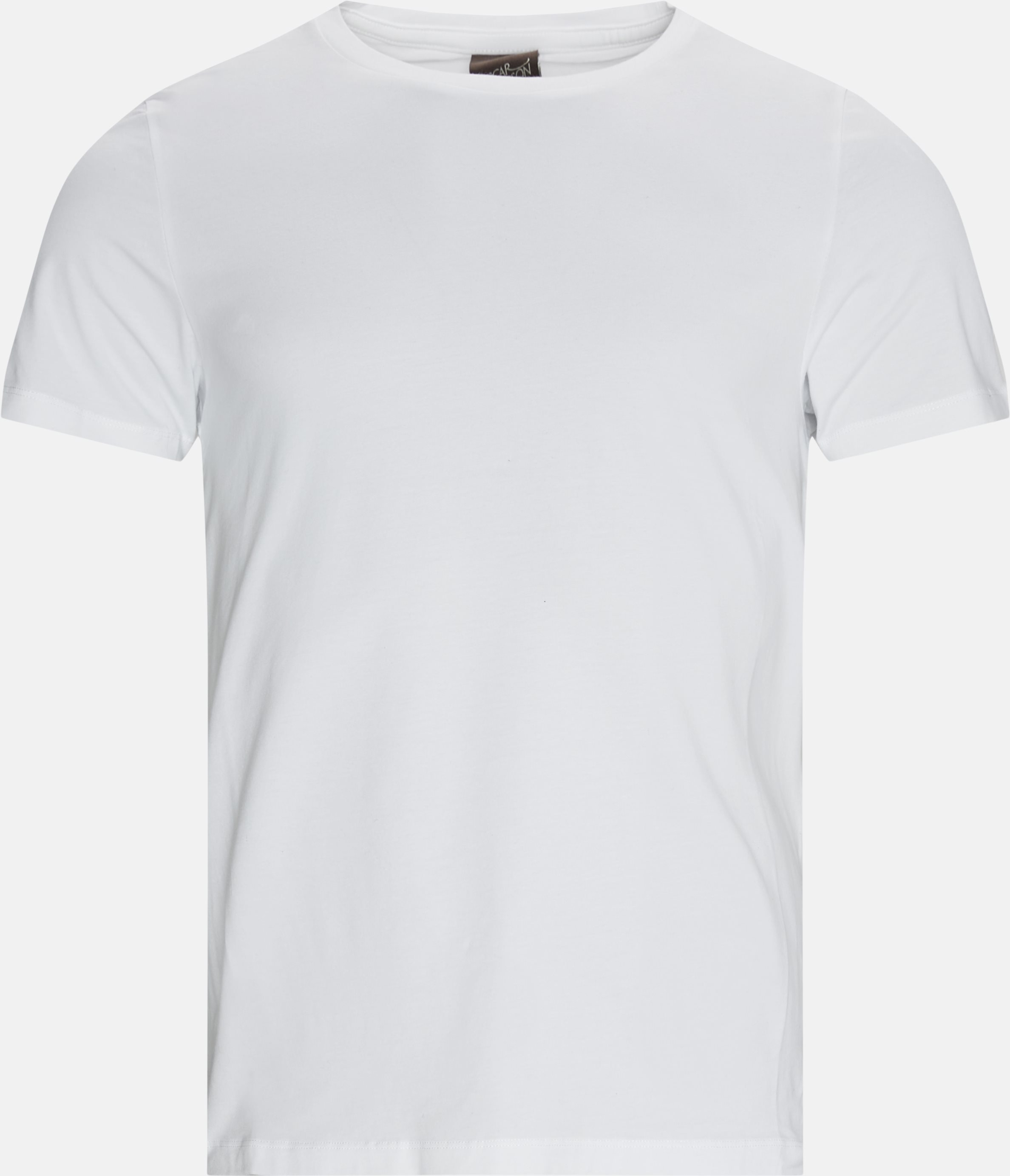 Kyran T-shirt - T-shirts - Regular fit - Hvid