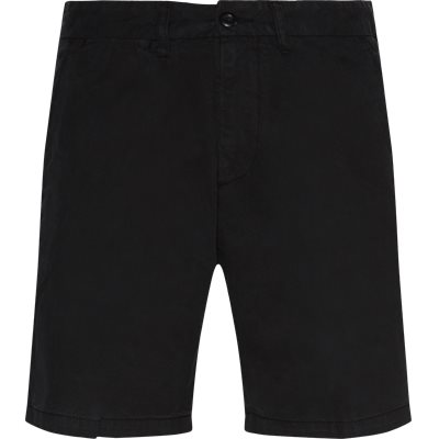 Regular | Shorts | Black