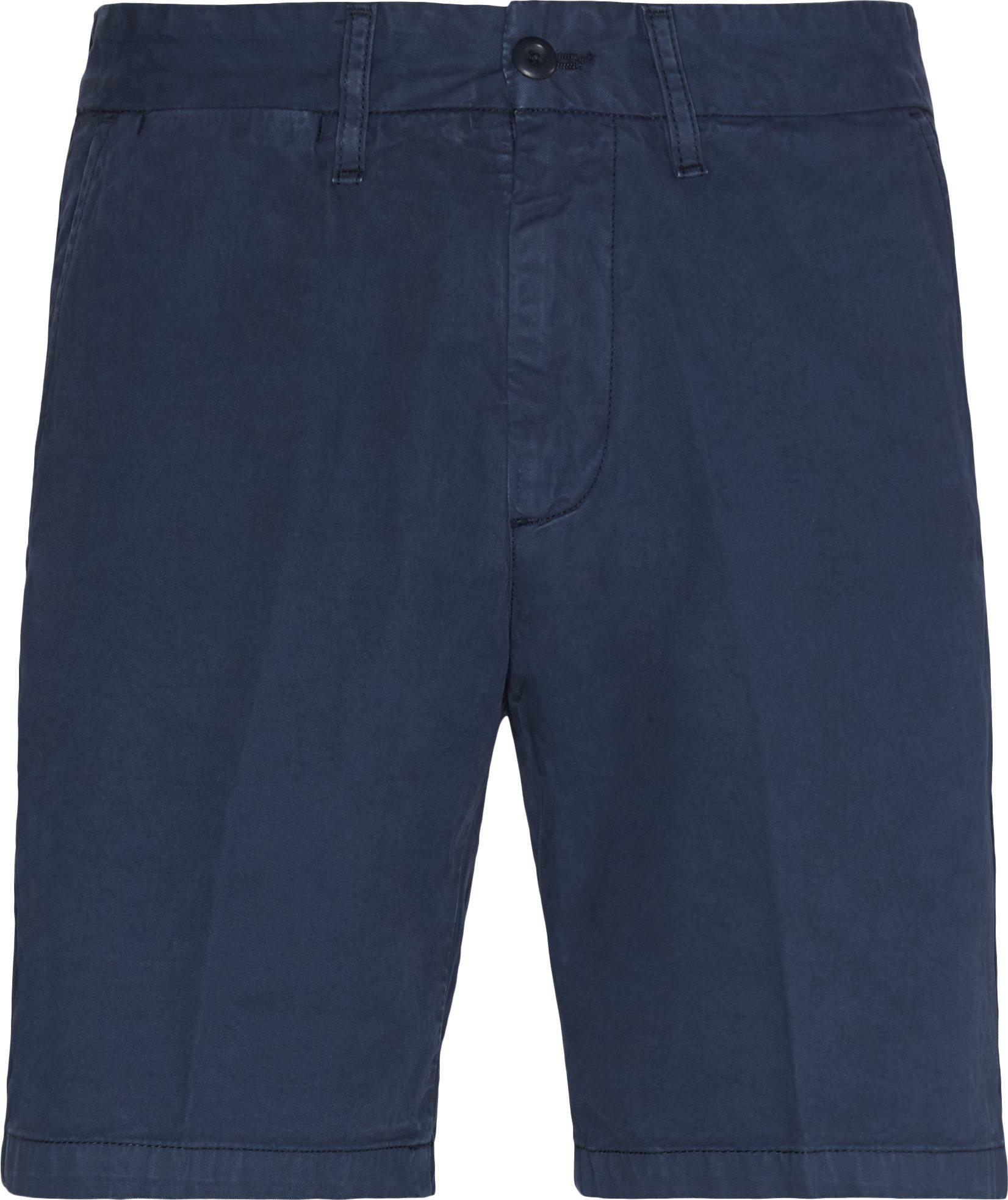 John Shorts - Shorts - Regular - Blå