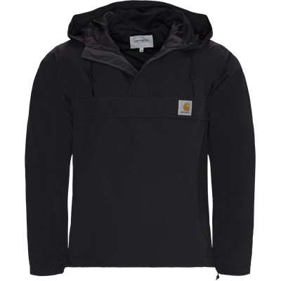 Nimbus Pullover Anorak Regular | Nimbus Pullover Anorak | Sort
