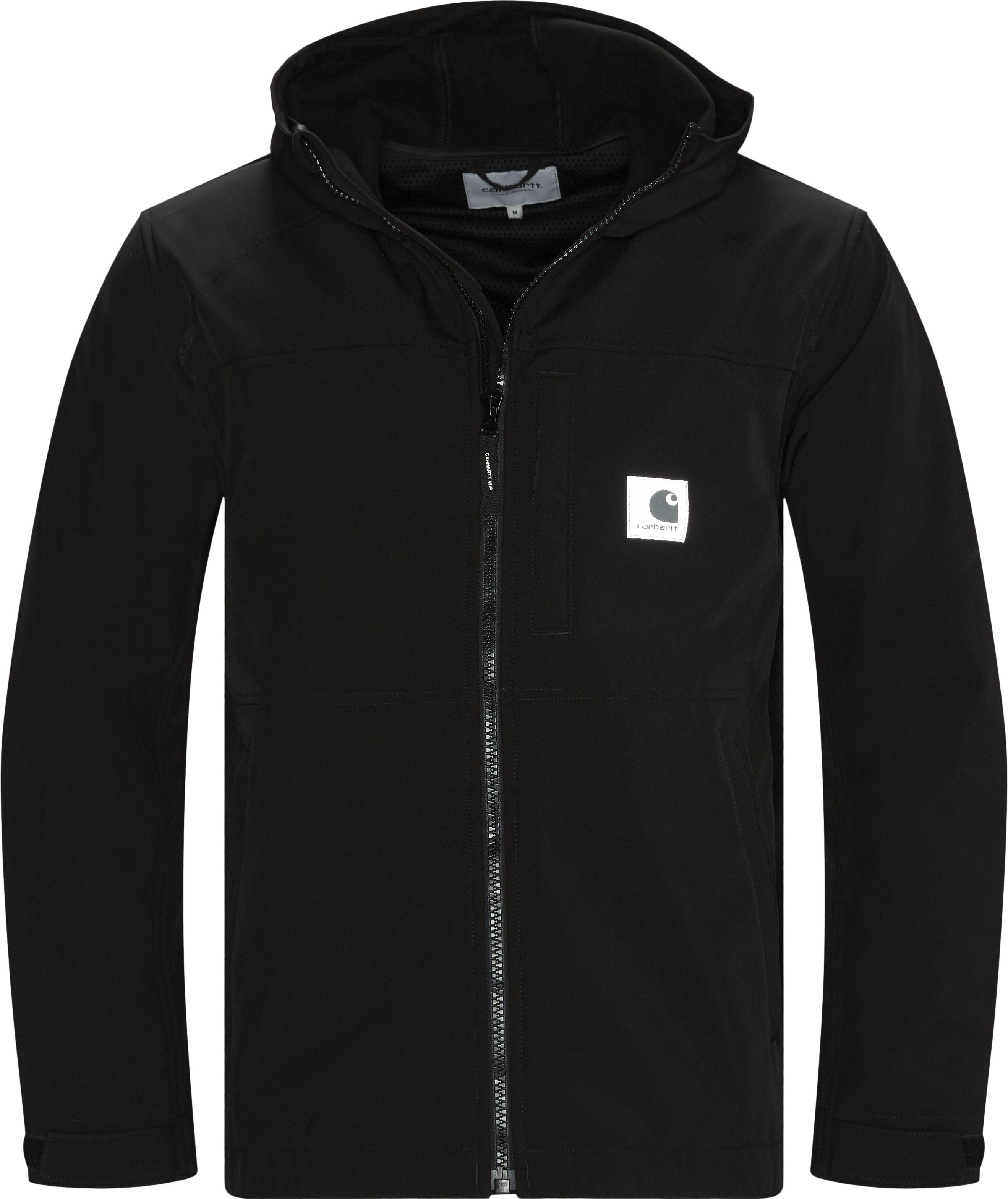 Softshell Jacket  - Jakker - Regular fit - Sort