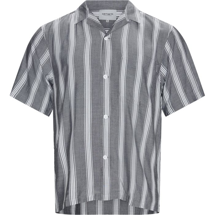 Chester Shirt - Skjorter - Regular - Sort