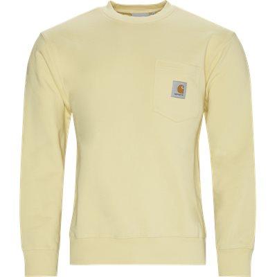 Pocket Sweatshirt Regular | Pocket Sweatshirt | Gul
