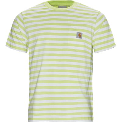 S/S Scotty Pocket T-shirt Regular | S/S Scotty Pocket T-shirt | Grøn