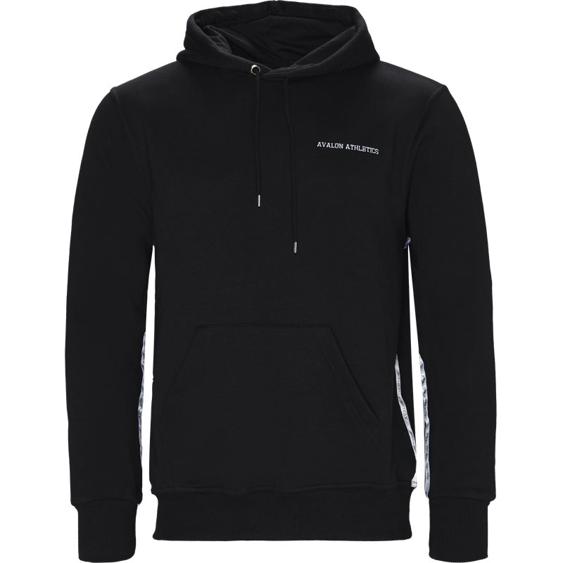Image of   Avalon Athletics Dolphin Hoodie Black