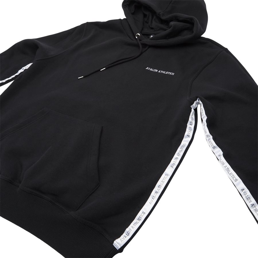DOLPHIN - Dolphin Hoodie  - Sweatshirts - Regular - BLACK - 5