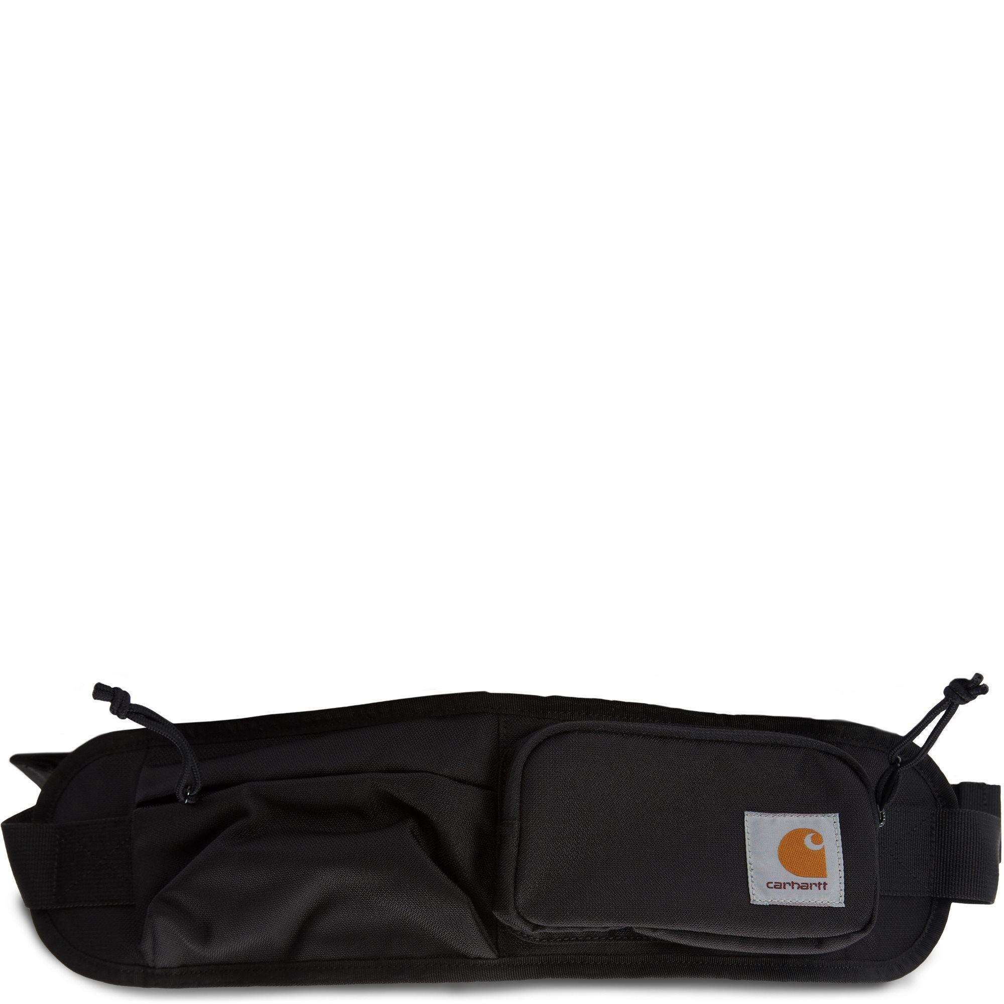 Delta Belt Bag - Tasker - Sort