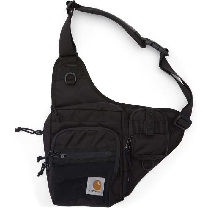 Delta Shoulder Bag - Tasker - Sort