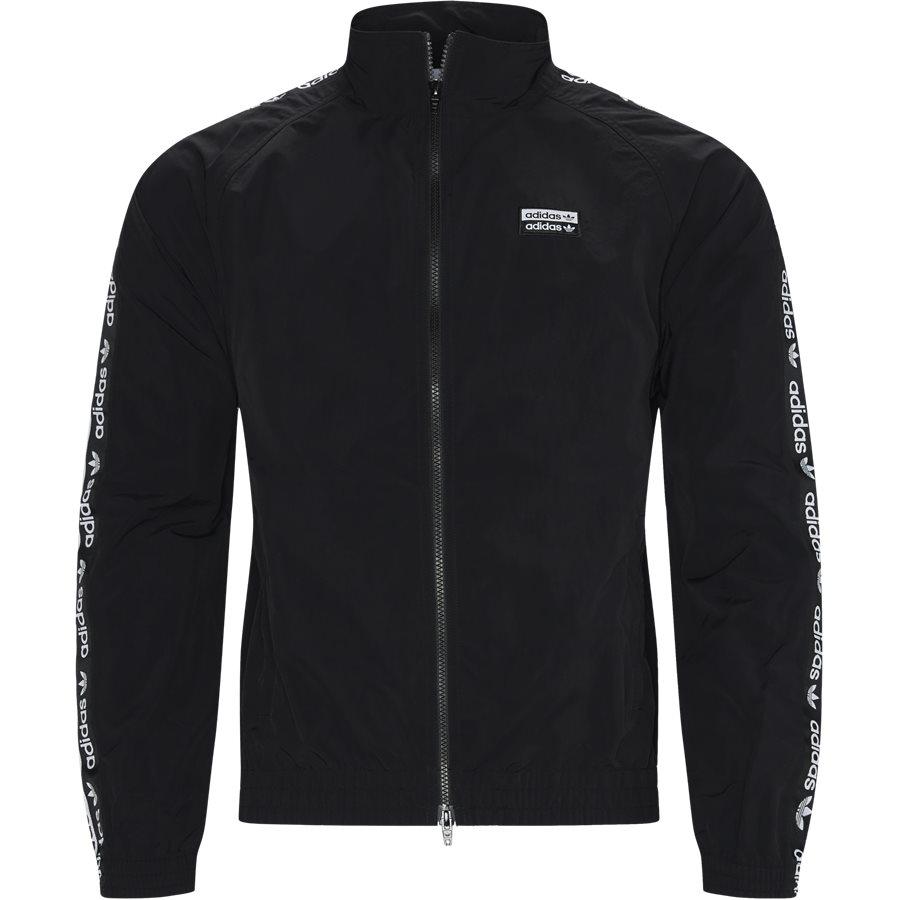 DRYV TRACK FL1763 - Sweatshirts - SORT - 1
