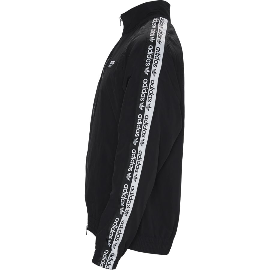 DRYV TRACK FL1763 - Sweatshirts - SORT - 4