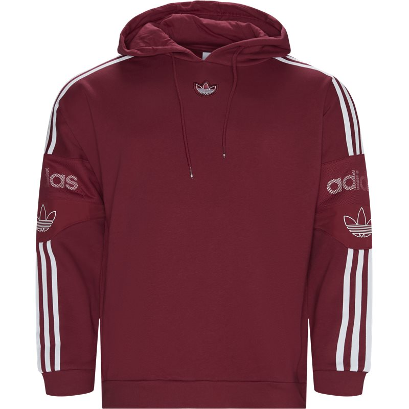 Image of   Adidas Originals Ts Trf Hoody Bordeaux