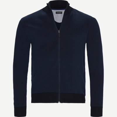Cologne Cardigan Regular | Cologne Cardigan | Denim