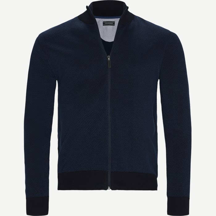 Cologne Cardigan - Strik - Regular - Denim