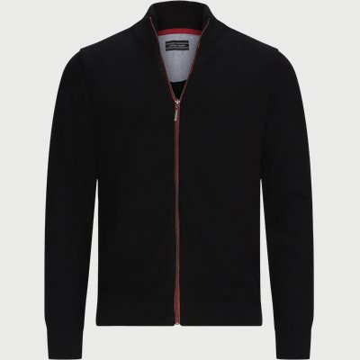 Munich Cardigan Regular | Munich Cardigan | Sort