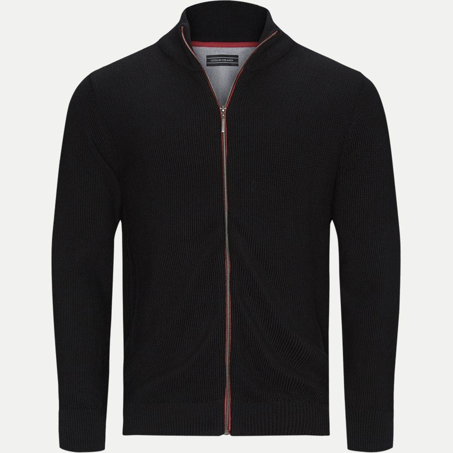 MUNICH - Knitwear - Regular - BLACK - 1