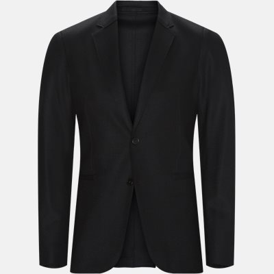 Slim | Blazer | Sort