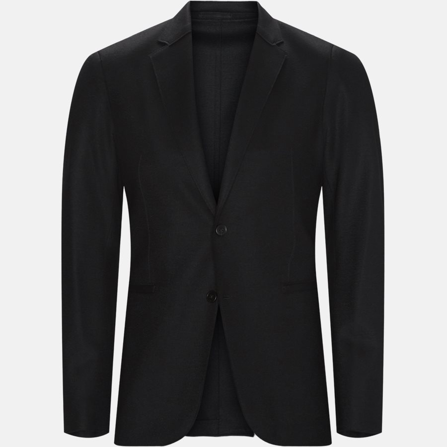 J0871102 CLINTON - Blazer - Slim - BLACK - 1