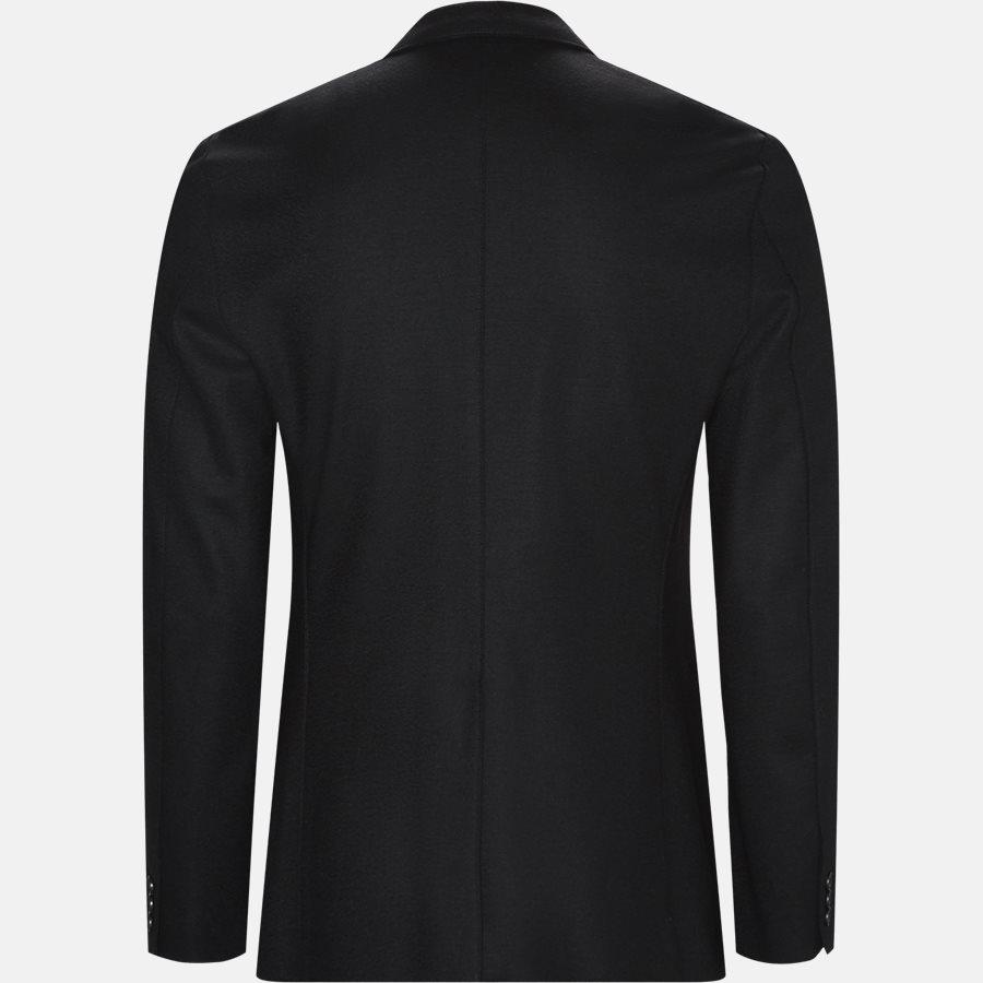 J0871102 CLINTON - Blazer - Slim - BLACK - 2