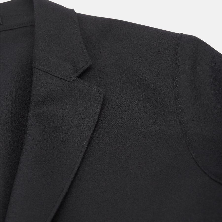 J0871102 CLINTON - Blazer - Slim - BLACK - 4