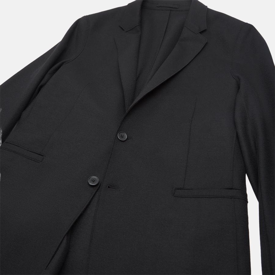 J0871102 CLINTON - Blazer - Slim - BLACK - 6