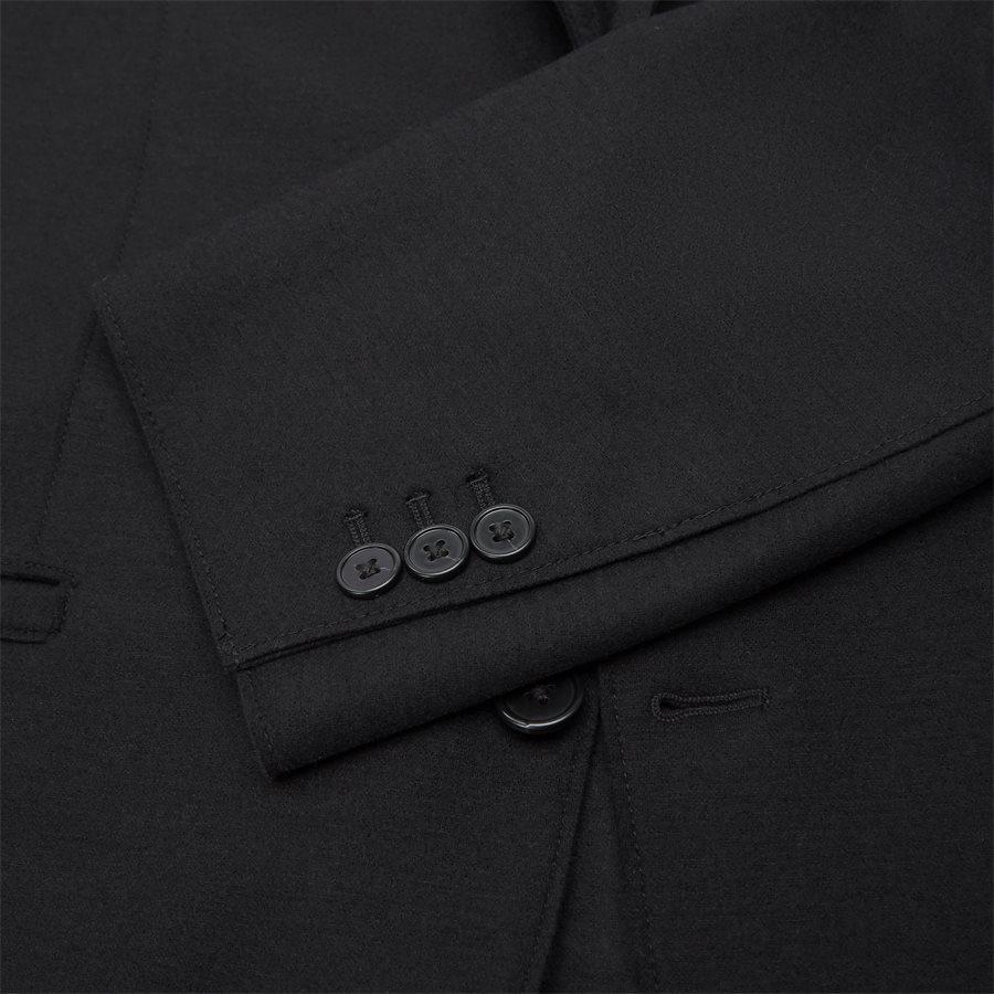 J0871102 CLINTON - Blazer - Slim - BLACK - 7