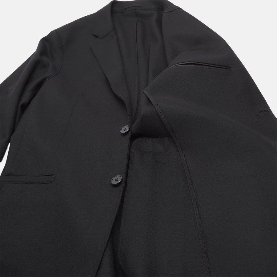 J0871102 CLINTON - Blazer - Slim - BLACK - 8