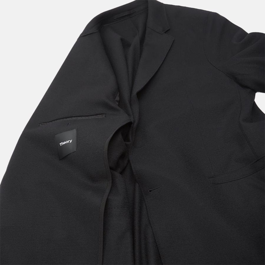 J0871102 CLINTON - Blazer - Slim - BLACK - 9