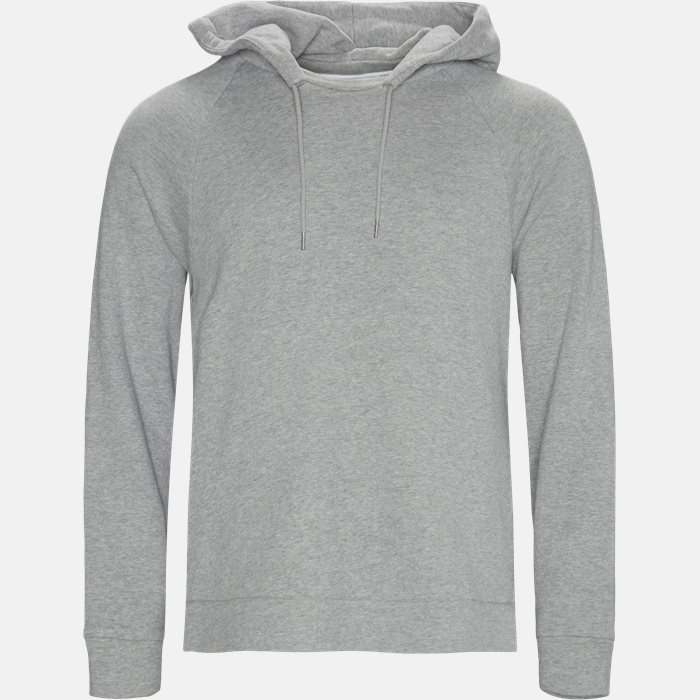 Sweatshirts - Regular fit - Grå