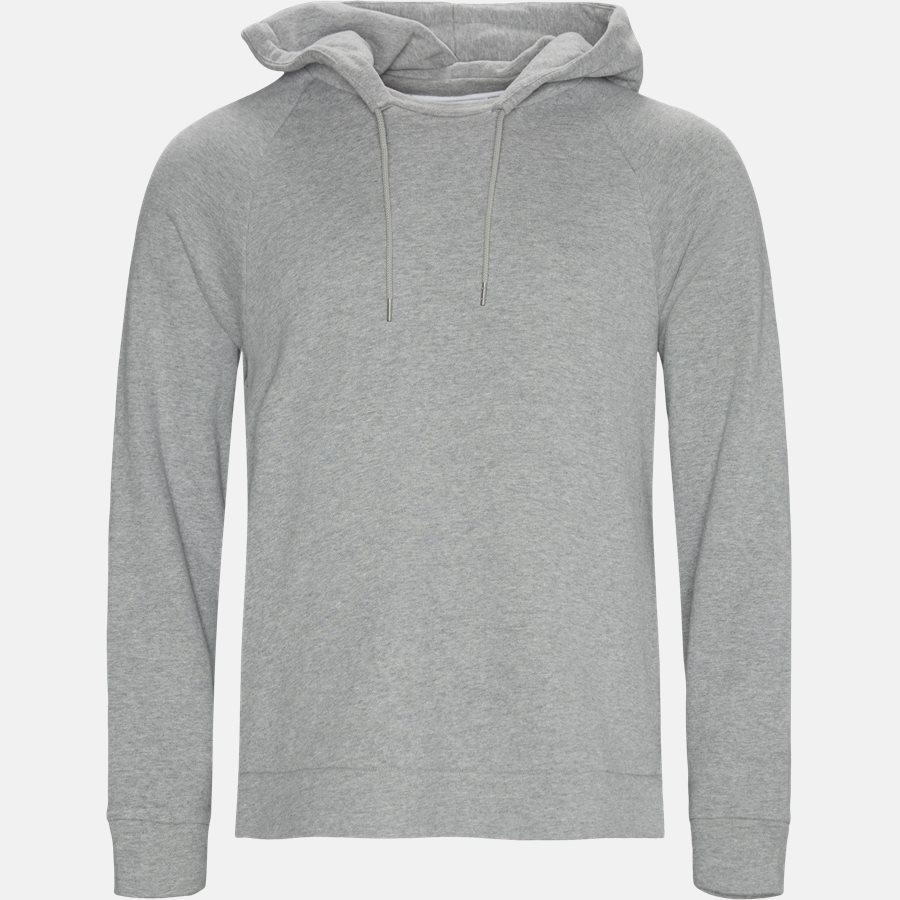J07HM506 - Sweatshirts - Regular fit - GREY - 1