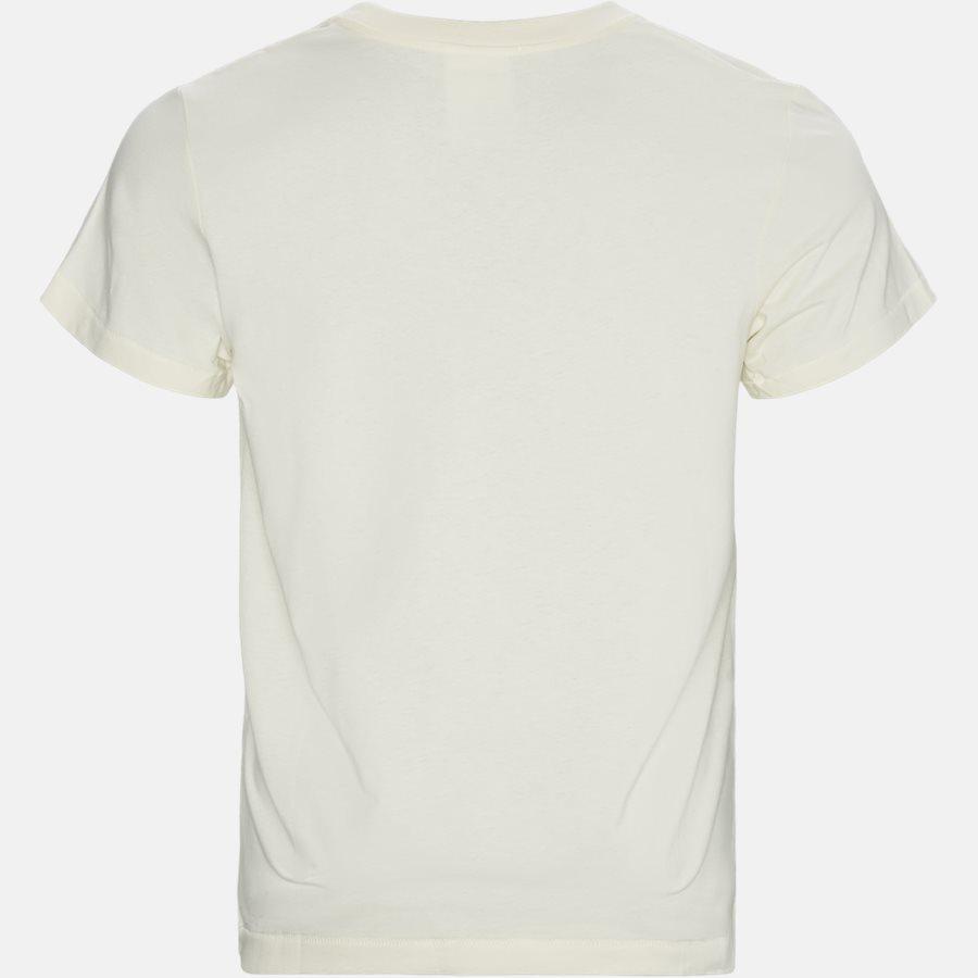 J06DM508 - T-shirts - CREME - 2
