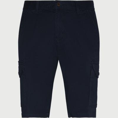 Eifel Cargo Shorts Regular | Eifel Cargo Shorts | Blå