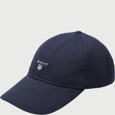 Gant Twill Cap Gant Twill Cap | Blå