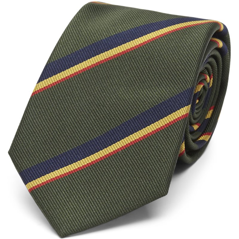 Image of   An Ivy - Dark Green Prepster Sik Slips