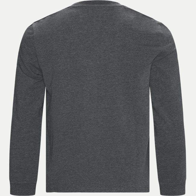 Long Sleeved Stretch Tee