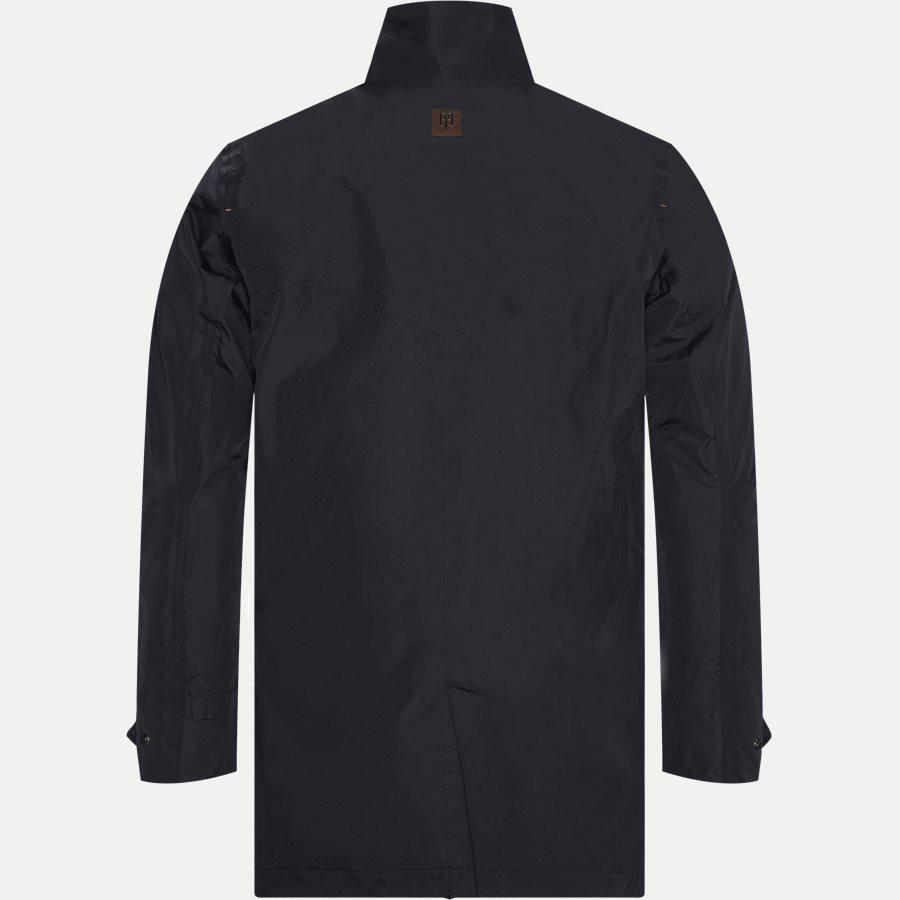 06021 RICK INZIP JACKET - Jackets - Regular - NAVY - 2