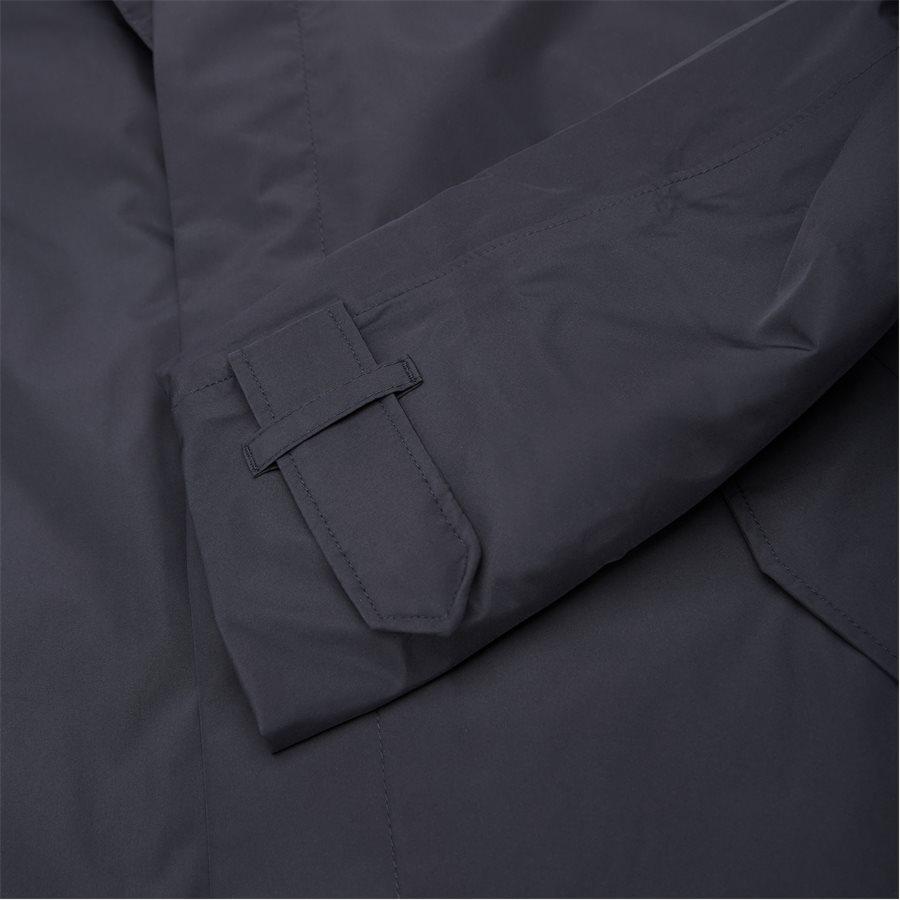 06021 RICK INZIP JACKET - Jackets - Regular - NAVY - 5