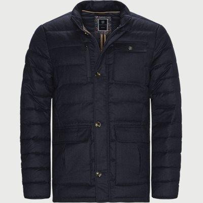 Light Down Doe jacket  Regular | Light Down Doe jacket  | Blå